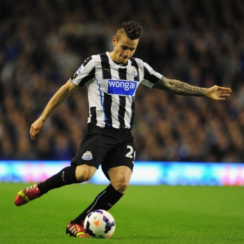 Mathieu Debuchy - baby-foot - Debuchy by Toulet - Newcastle