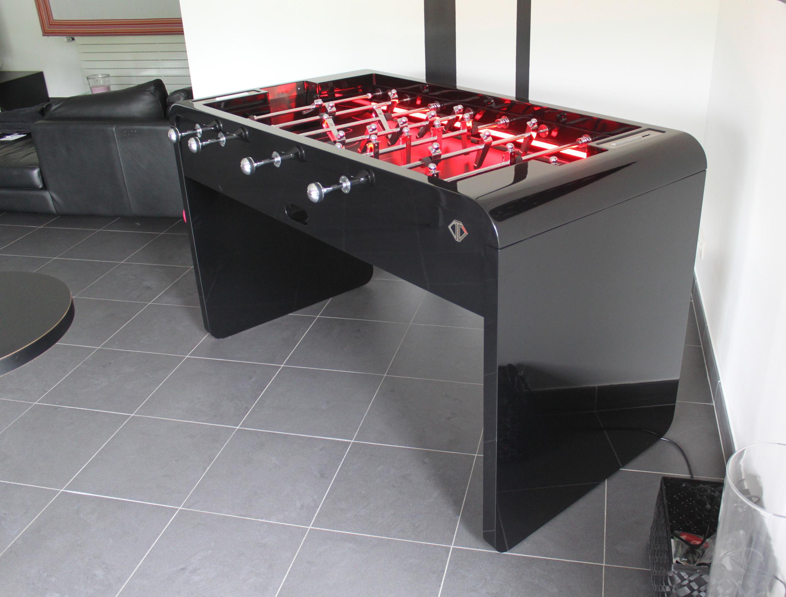 baby foot moderne t22 gamme moderne de debuchy by toulet. Black Bedroom Furniture Sets. Home Design Ideas