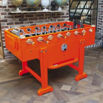 baby-foot vintage orange